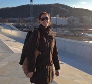 november 2015: in Oslo om de plannen te bespreken