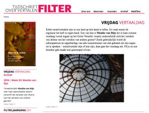 Filter Online week 23